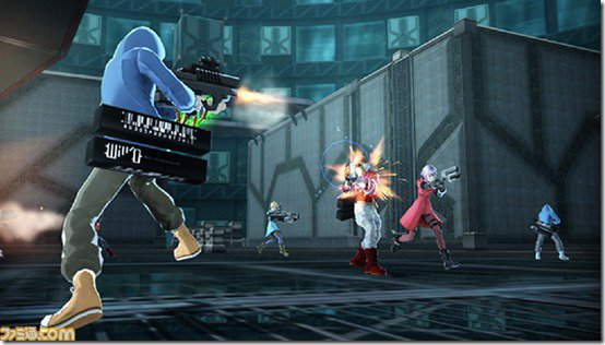 Freedom Wars Second Major Update Adds PvP