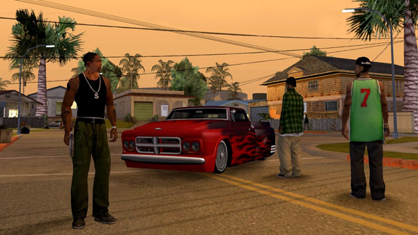 Grand Theft Auto: San Andreas coming to Xbox 360 this Sunday
