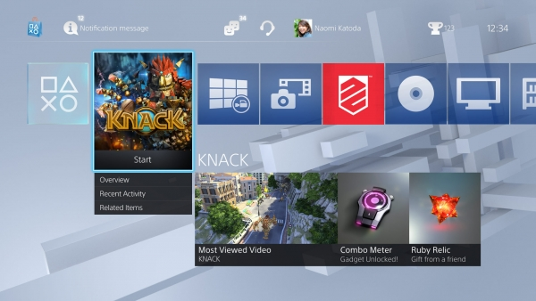 PS4 2.00 Firmware Launches Next Tuesday