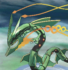 Pokemon Omega Ruby and Alpha Sapphire gets Mega Rayquaza