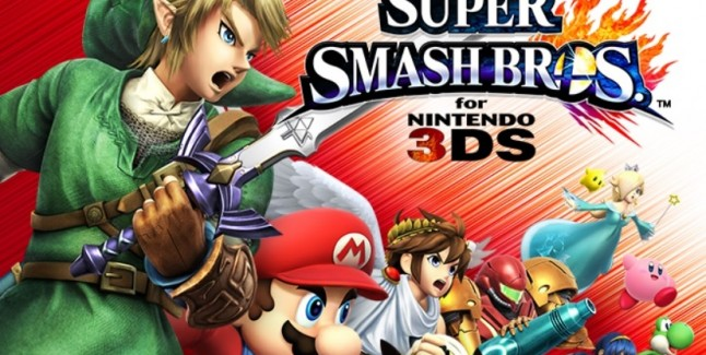 Super Smash Bros 3DS Review