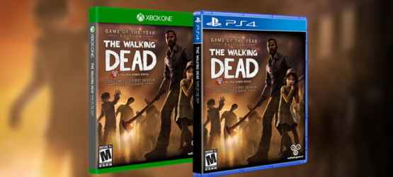 The Walking Dead S1/S2 Release Dates for PS4 Confirmed