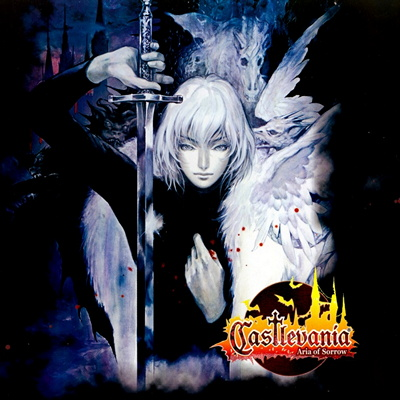 Castlevania: Aria of Sorrow Now Available For WiiU