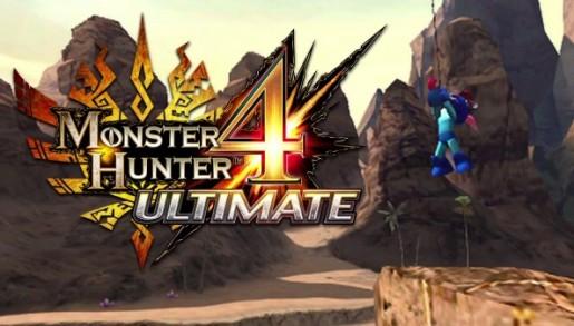 monster hunter 4 mega logo