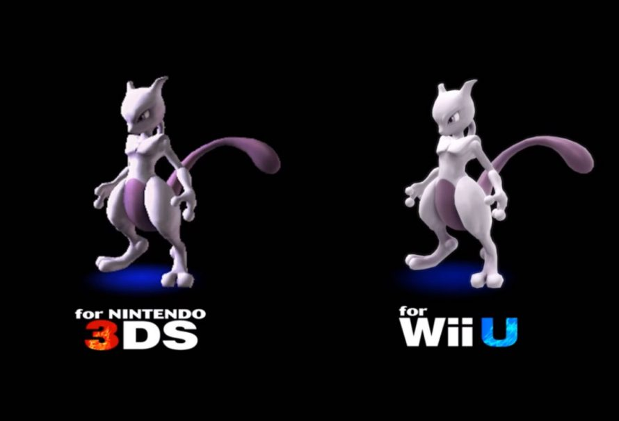 Mewtwo Release For Super Smash Bros Closer Than You Think