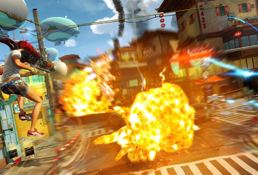 Sunset Overdrive gets an additional Achievement today