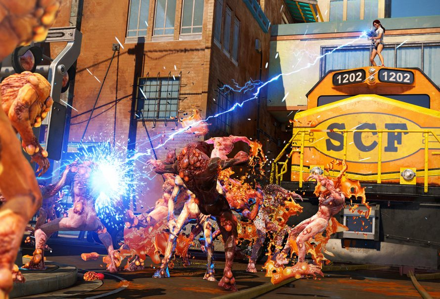 Sunset Overdrive officially coming to PC on November 16