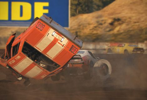 New Wreckfest Trailer Released By THQ Nordic
