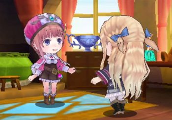 Atelier Rorona announced for the Nintendo 3DS