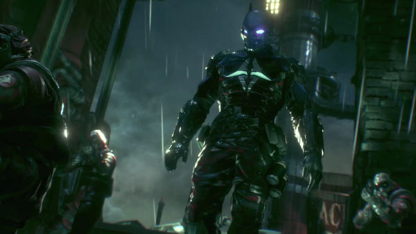 Batman: Arkham Knight's Ace Chemicals Infiltration gameplay video released