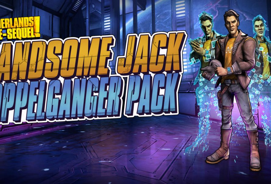 Borderlands: The Pre-Sequel Adds Playable Handsome Jack