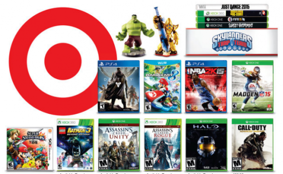 Target runs Buy 2 Get 1 Free Sale this week
