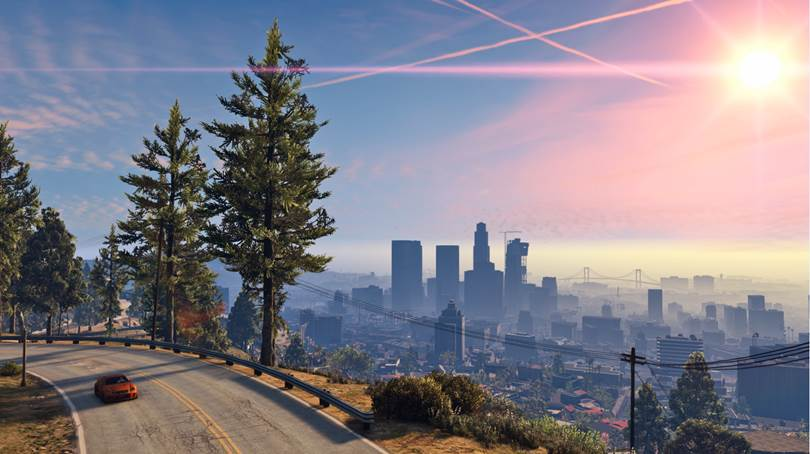 Grand Theft Auto 5 PS4 and Xbox One Launch Trailer