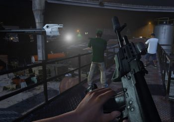 Grand Theft Auto 5 First Person Mode Revealed