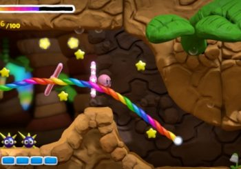 Kirby and the Rainbow Curse coming in February 2015