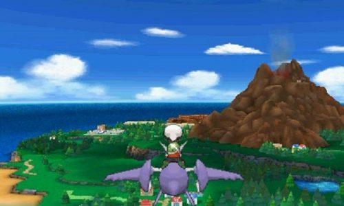 Pokemon Omega Ruby Palkia and Dialga
