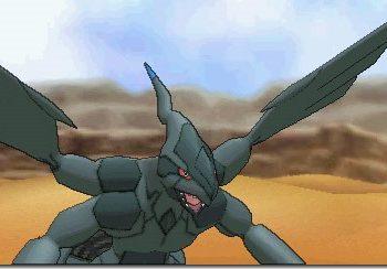 Pokemon Omega Ruby & Alpha Sapphire - Catching Zekrom and Reshiram
