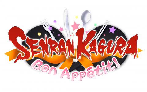 SENRAN KAGURA Bon Appetit!_logo