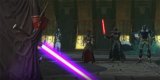 SWTOR Shadow of Revan expansion gets a new trailer
