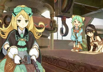 Atelier Shallie Plus coming to PS Vita