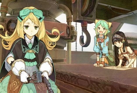 Atelier Shallie Plus coming to PS Vita