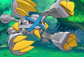 Pokemon Omega Ruby/Alpha Sapphire is giving out a free Shiny Beldum