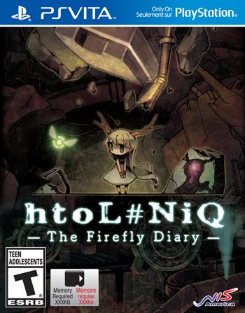 htoL#NiQ Announced For Winter 2015 Release, Premium Edition