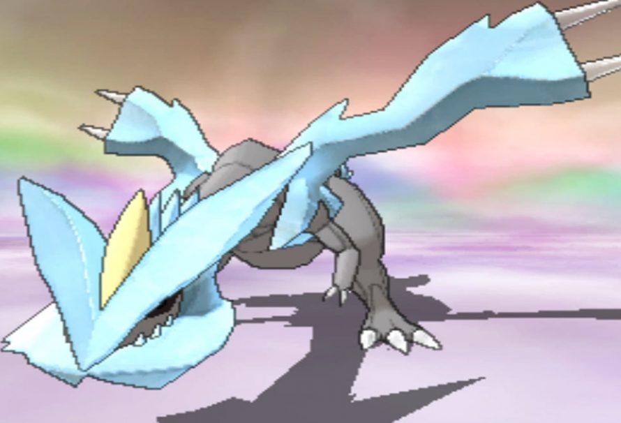 Pokemon Omega Ruby & Alpha Sapphire – Catching Kyurem