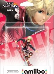 Shulk Amiibo To Be Gamestop Exclusive