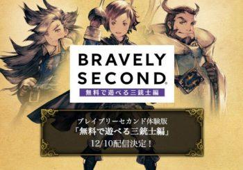 Bravely Second demo hits Japanese eShop next week