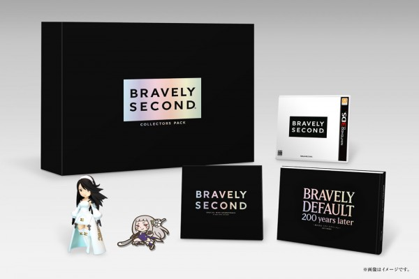 Bravely Second release date in Japan revealed