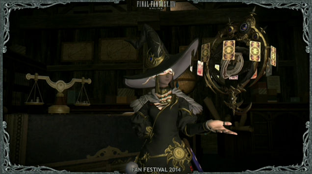 Final Fantasy XIV Two New Job Classes Revealed