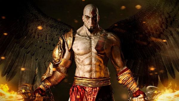 PSX14 – New God of War game currently in development