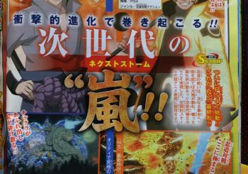 Naruto Shippuden: Ultimate Ninja Storm 4 announced for PlayStation 4