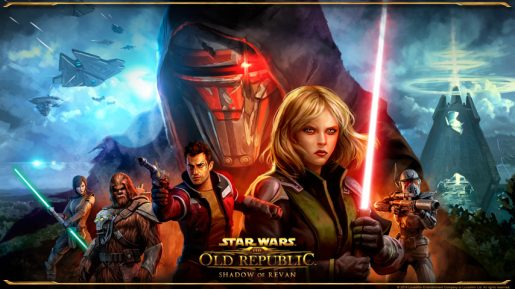 SWTOR Shadow of Revan Exp