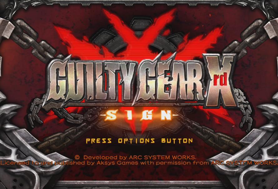Guilty Gear Xrd –Sign– Review