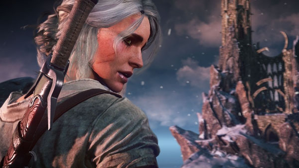 The Witcher 3 adds Ciri as playable character
