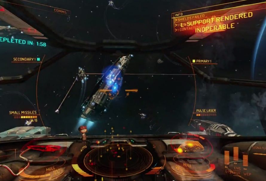 Elite Dangerous On Sale Now