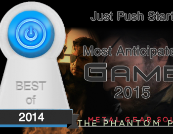 Most Anticipated Game of 2015 – Metal Gear Solid V: The Phantom Pain