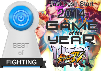 Best Fighting Game of 2014 -- Ultra Street Fighter IV