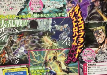 Jojo's Bizarre Adventure: Eyes of Heaven Announced For PS3 and PS4