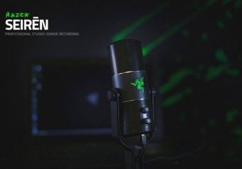 Razer Showcases New Seiren Microphone For Streamers