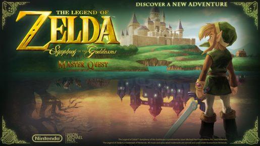 zelda symphony master quest