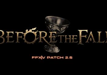 Final Fantasy XIV Patch 2.5 coming next week
