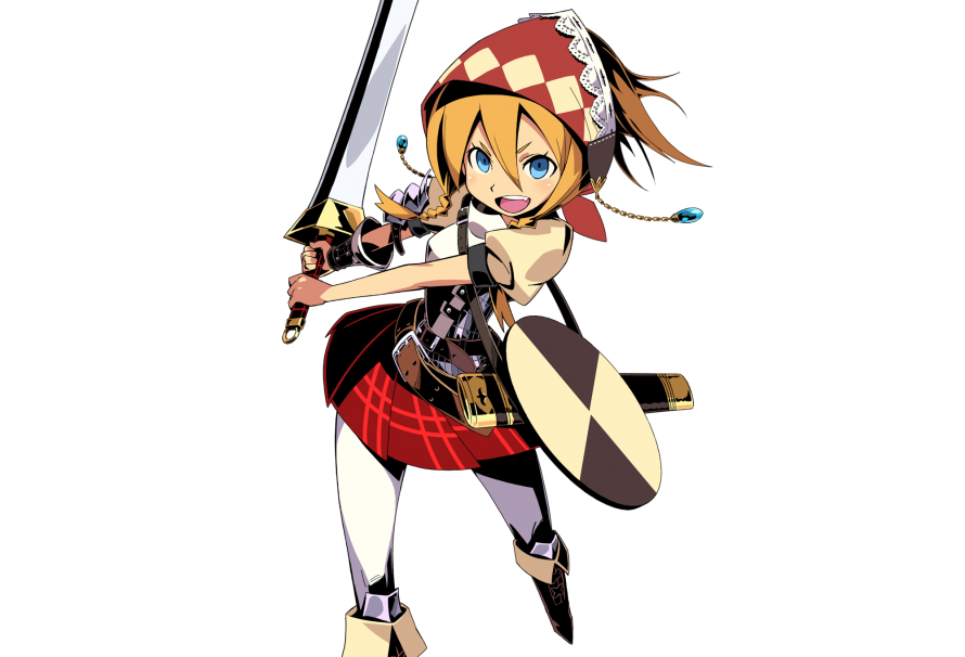 Etrian Mystery Dungeon To Arrive This April
