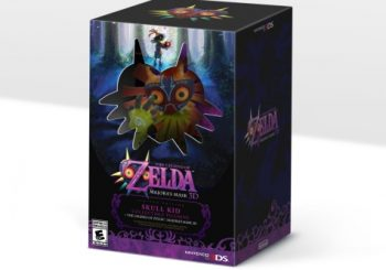 Majora's Mask 3D Limited Edition Bundle Confirmed for NA