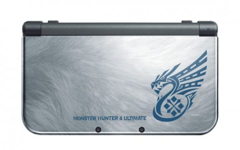 Monster Hunter 4 New Nintendo 3DS Bundle
