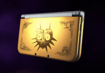 Majora's Mask New Nintendo 3DS Bundle coming next month