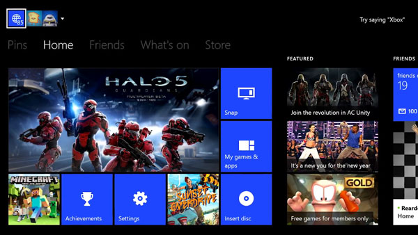 Xbox One March Dashboard Update Detailed
