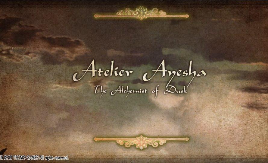 Atelier Ayesha Plus: The Alchemist of Dusk (PS Vita) Review
